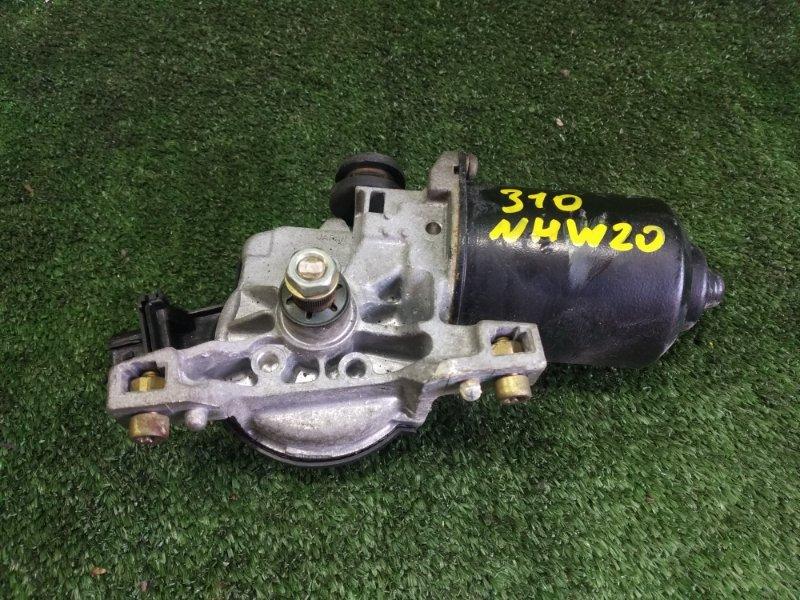 Мотор дворников Toyota Prius NHW20 1NZFXE 2004 (б/у)