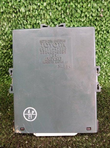 Электронный блок Toyota Prius NHW20 1NZFXE 2004 (б/у)