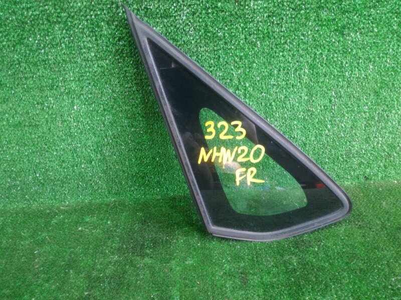 Форточка кузова Toyota Prius NHW20 1NZFXE 2004 передняя правая (б/у)