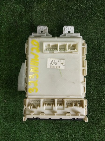 Блок предохранителей Toyota Prius NHW20 1NZFXE 2004 (б/у)
