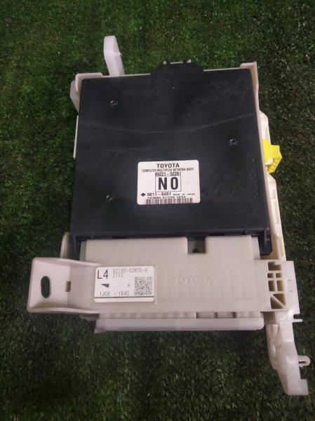 Блок предохранителей Toyota Vitz NSP135 1NRFE 2011 (б/у)