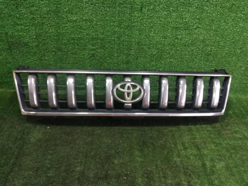 Решетка радиатора Toyota Land Cruiser Prado VZJ90 5VZFE 1996 (б/у)