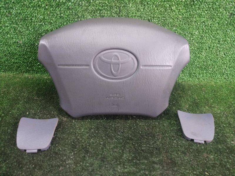 Airbag на руль Toyota Land Cruiser Prado VZJ90 5VZFE 1996 (б/у)