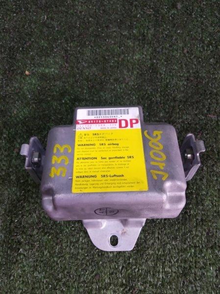 Блок управления airbag Daihatsu Terios J100G HCEJ 1998 (б/у)