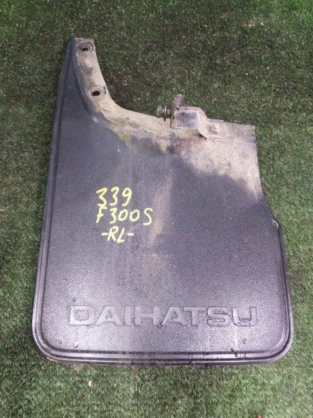 Брызговик Daihatsu Rocky F300S HDE 1994 задний левый (б/у)