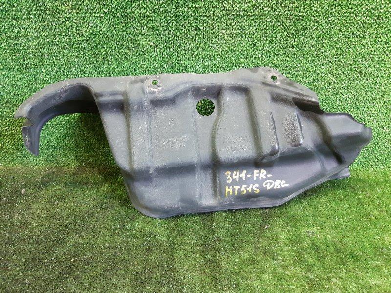 Защита двигателя Suzuki Swift HT51S M13A 2000 передняя правая (б/у)
