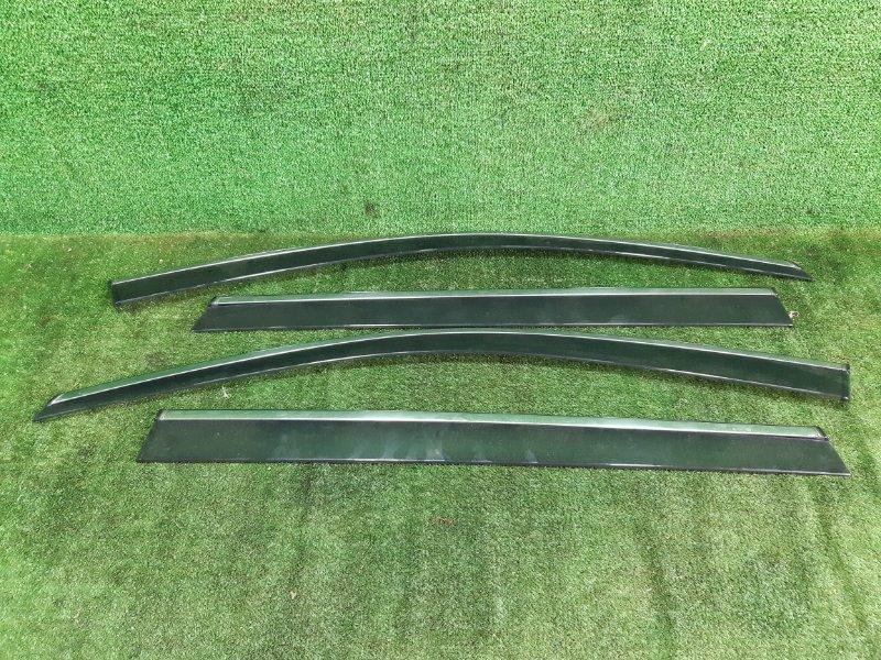 Ветровики комплект Subaru Legacy BR9 EJ253 2009 (б/у)