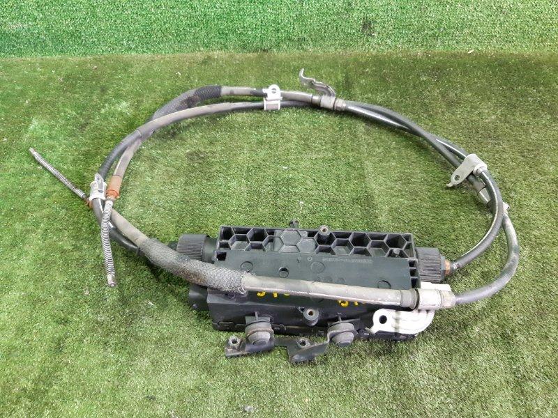 Механизм стояночного тормоза Subaru Legacy BR9 EJ253 2009 (б/у)