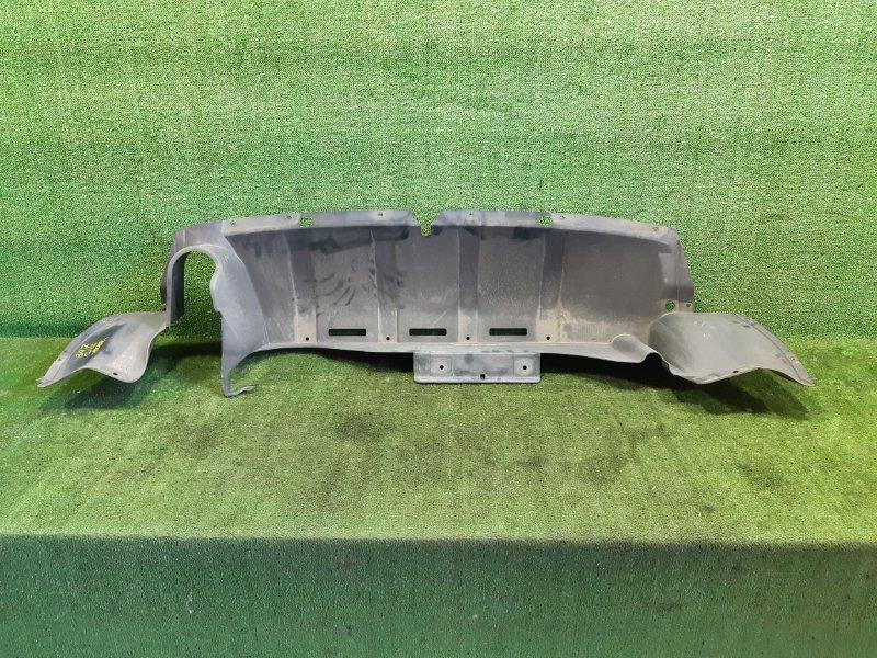 Защита бампера Honda Hr-V GH3 D16A 2001 задняя (б/у)