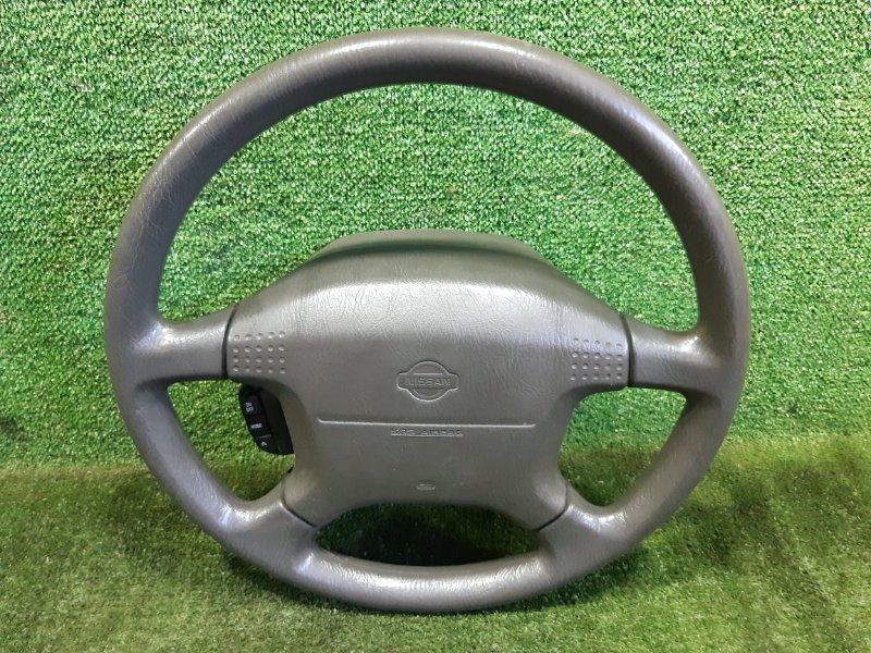 Руль с airbag Nissan Laurel SC35 RD28 2000 (б/у)