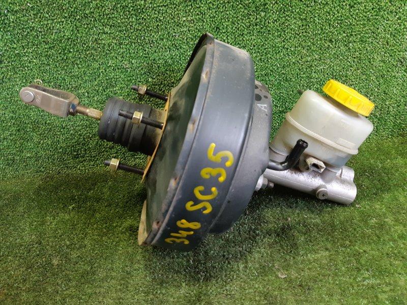 Главный тормозной цилиндр Nissan Laurel SC35 RD28 2000 (б/у)