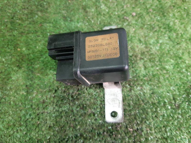Реле накала Nissan Laurel SC35 RD28 2000 (б/у)
