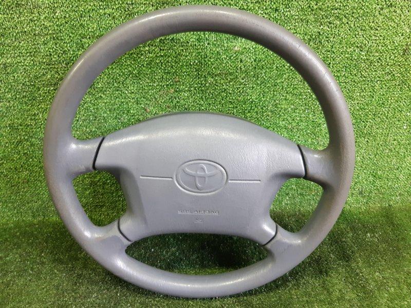 Руль с airbag Toyota Ipsum CXM10 3CTE 1998 (б/у)