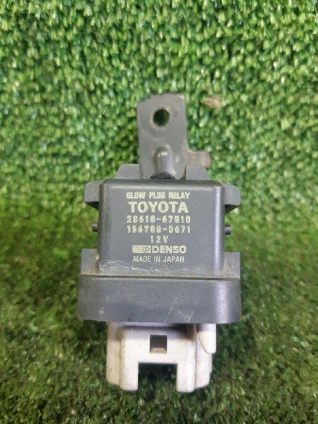 Реле накала Toyota Ipsum CXM10 3CTE 1998 (б/у)