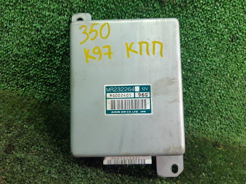 Блок управления акпп Mitsubishi Challenger K97WG 4M40T 1996 (б/у)