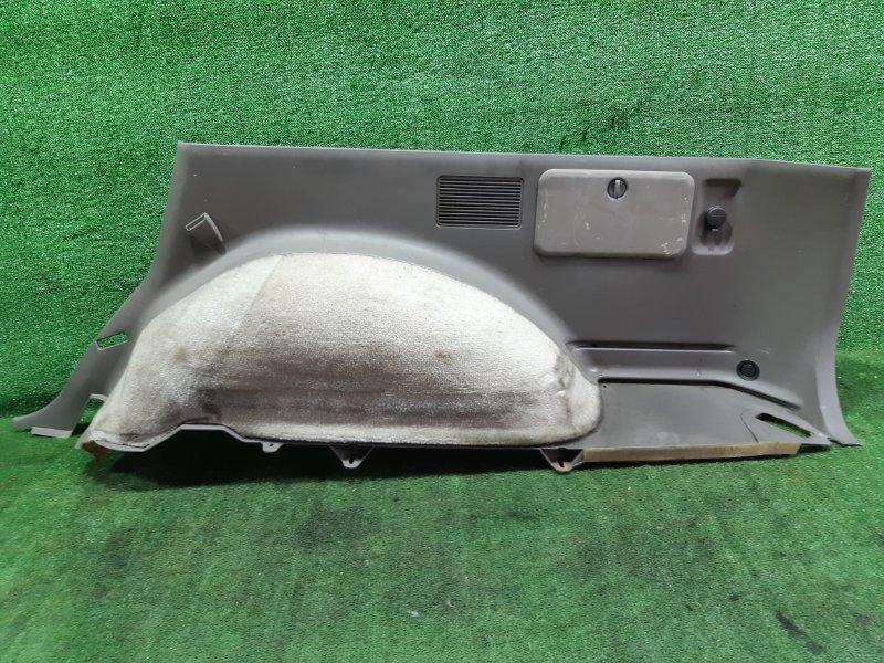 Обшивка багажника Mitsubishi Challenger K97WG 4M40T 1996 задняя правая (б/у)