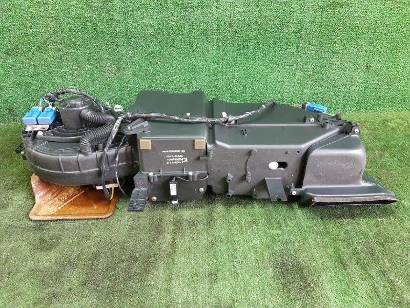 Кондиционер салона Nissan Safari WGY61 TB45E 2000 задний (б/у)