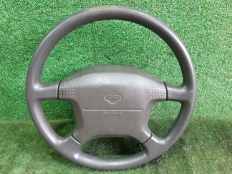 Руль с airbag Nissan Safari WGY61 TB45E 2000 (б/у)