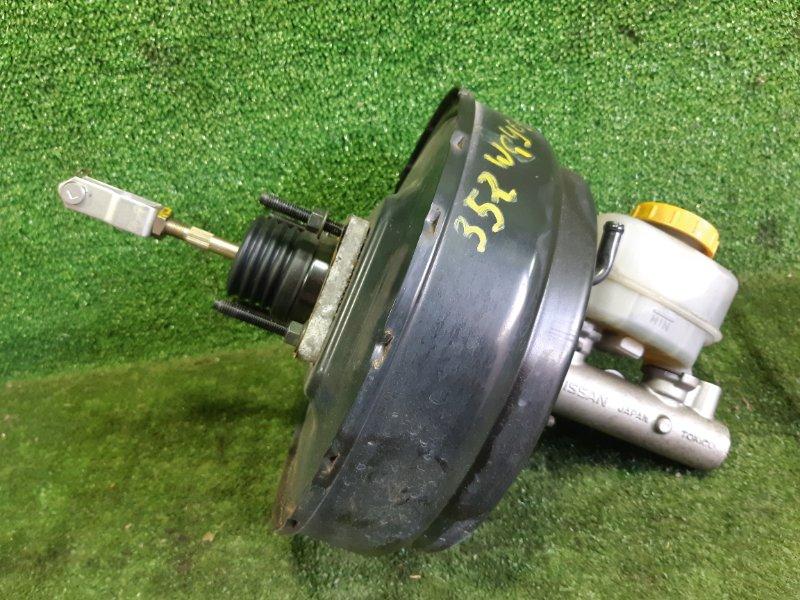 Главный тормозной цилиндр Nissan Safari WGY61 TB45E 2000 (б/у)