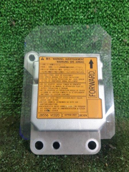 Блок управления airbag Nissan Safari WGY61 TB45E 2000 (б/у)