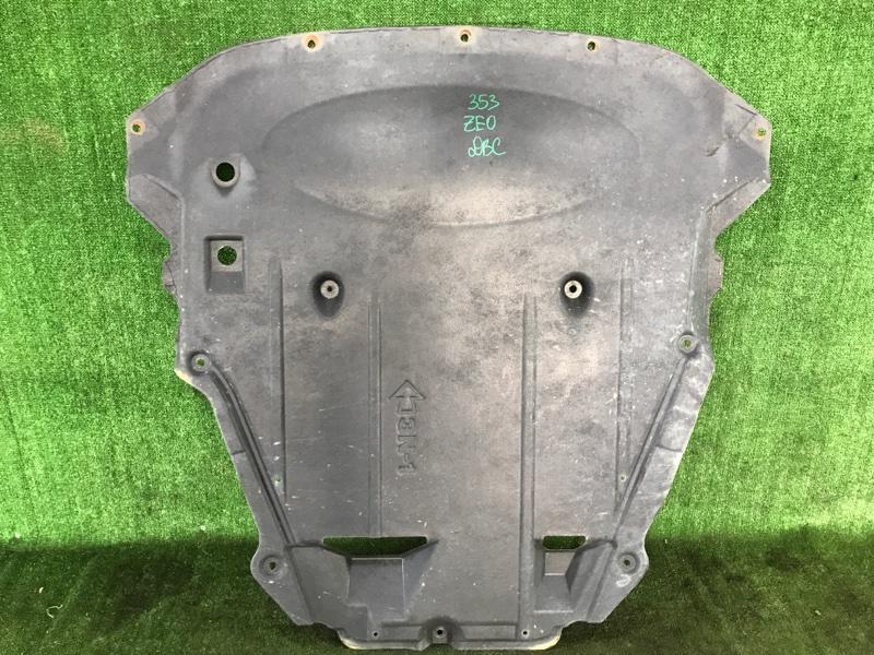 Защита двигателя Nissan Leaf ZE0 EM61 2011 (б/у)