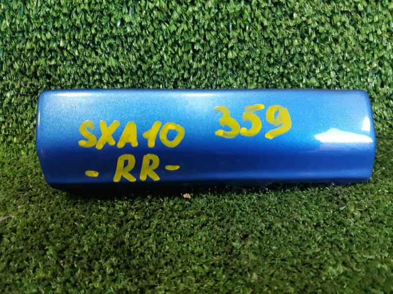 Планка под стоп Toyota Rav4 SXA10 3SFE 1996 задняя правая (б/у)