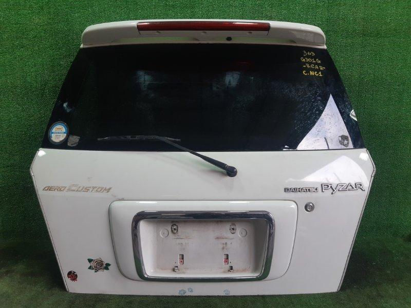 Дверь 5-я Daihatsu Pyzar G301G HDEP 1998 (б/у)
