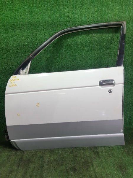 Дверь Daihatsu Pyzar G301G HDEP 1998 передняя левая (б/у)