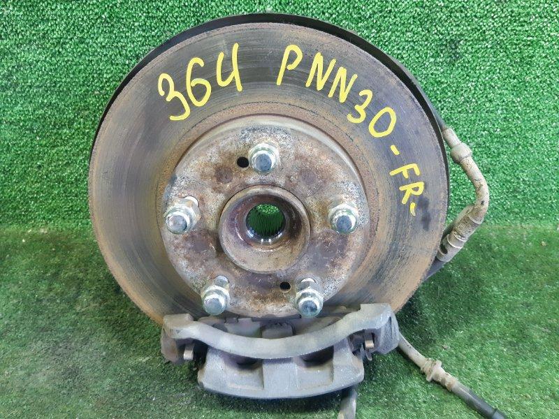 Ступица Nissan R'nessa PNN30 KA24DE 1999 передняя правая (б/у)
