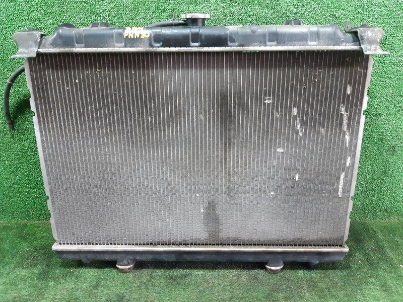 Радиатор основной Nissan R'nessa PNN30 KA24DE 1999 (б/у)