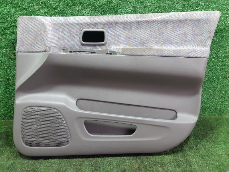 Обшивка дверей Nissan R'nessa PNN30 KA24DE 1999 (б/у)