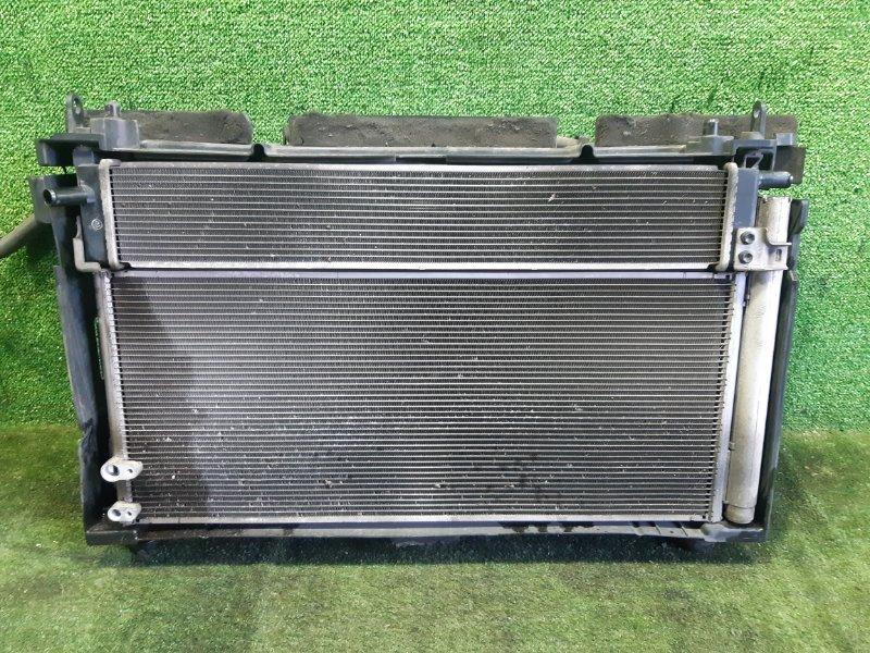 Радиатор основной Toyota Sai AZK10 2AZFXE 2010 (б/у)