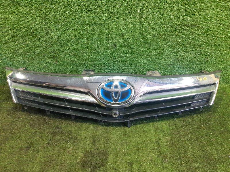 Решетка радиатора Toyota Sai AZK10 2AZFXE 2010 (б/у)