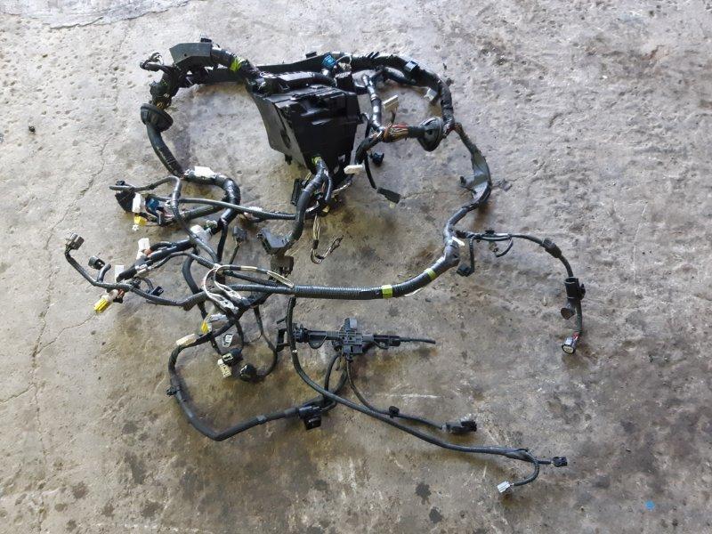 Коса под капот Toyota Sai AZK10 2AZFXE 2010 (б/у)