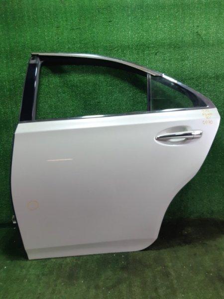 Дверь Toyota Sai AZK10 2AZFXE 2010 задняя левая (б/у)