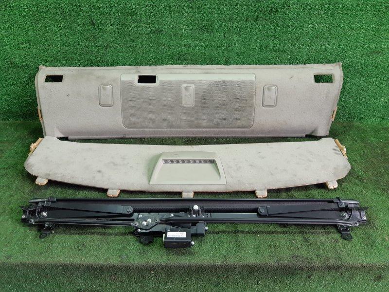 Шторка багажника Toyota Sai AZK10 2AZFXE 2010 (б/у)