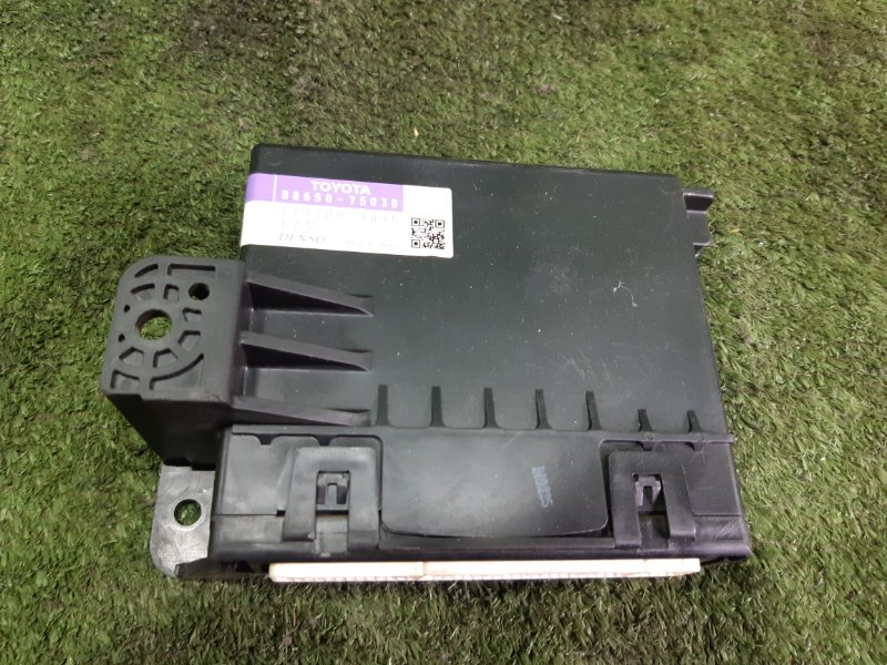 Блок управления кондиционером Toyota Sai AZK10 2AZFXE 2010 (б/у)