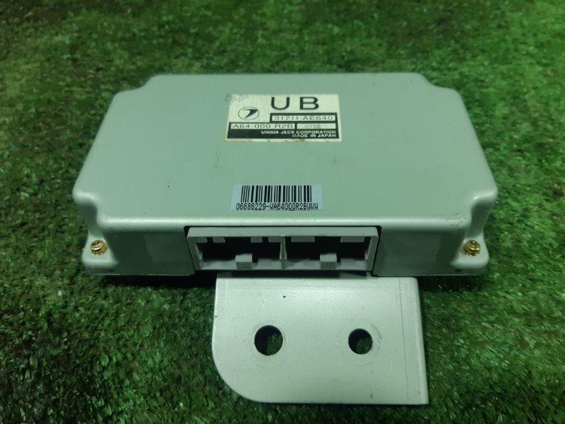 Блок управления акпп Subaru Forester SF5 EJ205 2000 (б/у)