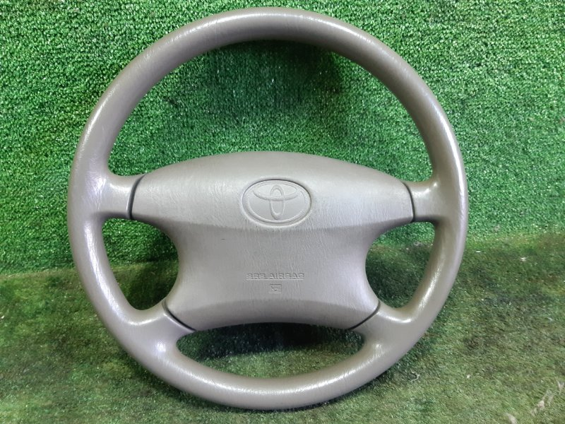 Руль с airbag Toyota Nadia SXN10 3SFSE 2000 (б/у)