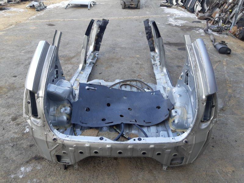 Задняя часть а/м Toyota Nadia SXN10 3SFSE 2000 (б/у)