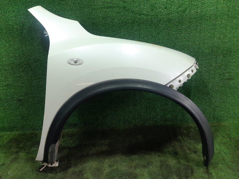 Крыло Nissan Juke YF15 HR15DE 2010 переднее правое (б/у)