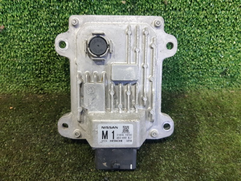 Блок управления акпп Nissan Juke YF15 HR15DE 2010 (б/у)
