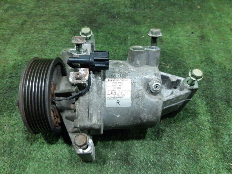 Компрессор кондиционера Nissan Juke YF15 HR15DE 2010 (б/у)