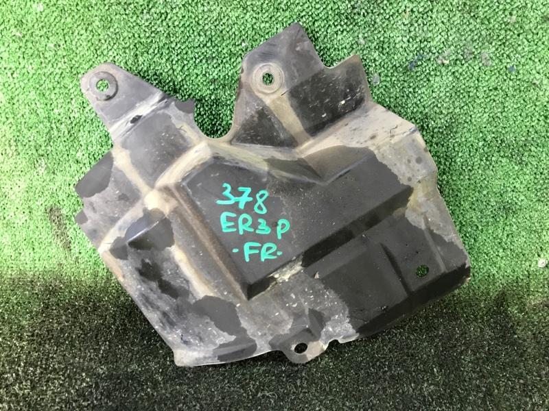 Защита двигателя Mazda Cx-7 ER3P L3VDT 2006 передняя правая (б/у)