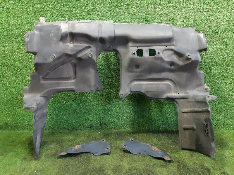 Защита двигателя Toyota Celica ST182 3SFE 1991 (б/у)