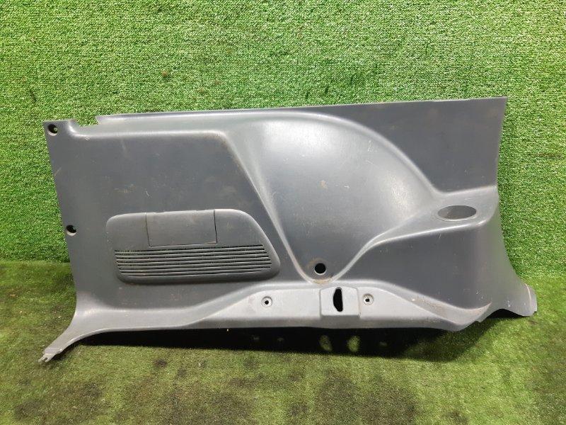 Обшивка багажника Toyota Rav4 SXA10 3SFE 1994 задняя левая (б/у)