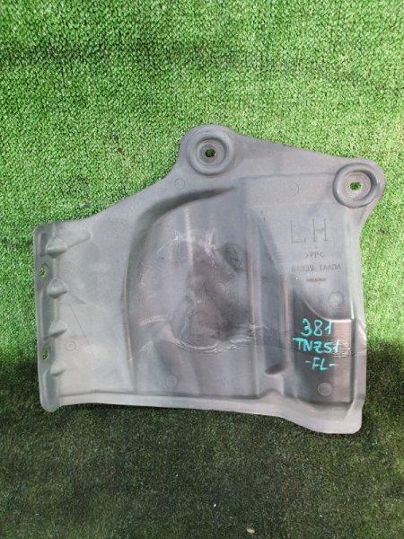 Защита двигателя Nissan Murano TNZ51 QR25DE 2011 передняя левая (б/у)