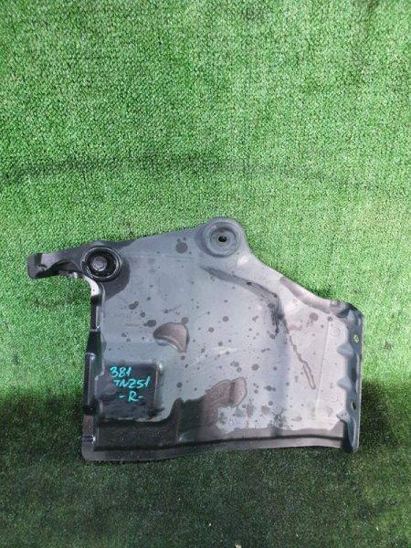 Защита двигателя Nissan Murano TNZ51 QR25DE 2011 передняя правая (б/у)