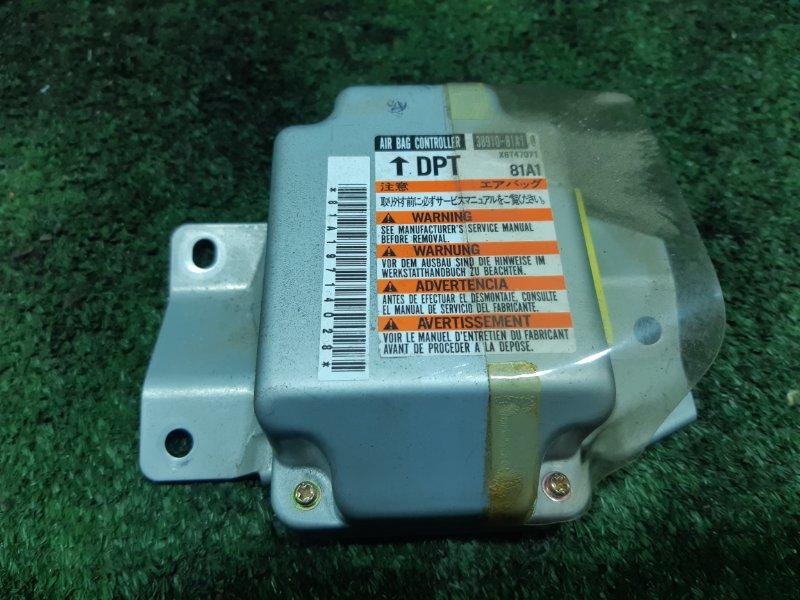 Блок управления airbag Suzuki Jimny Wide JB33W G13B 1999 (б/у)