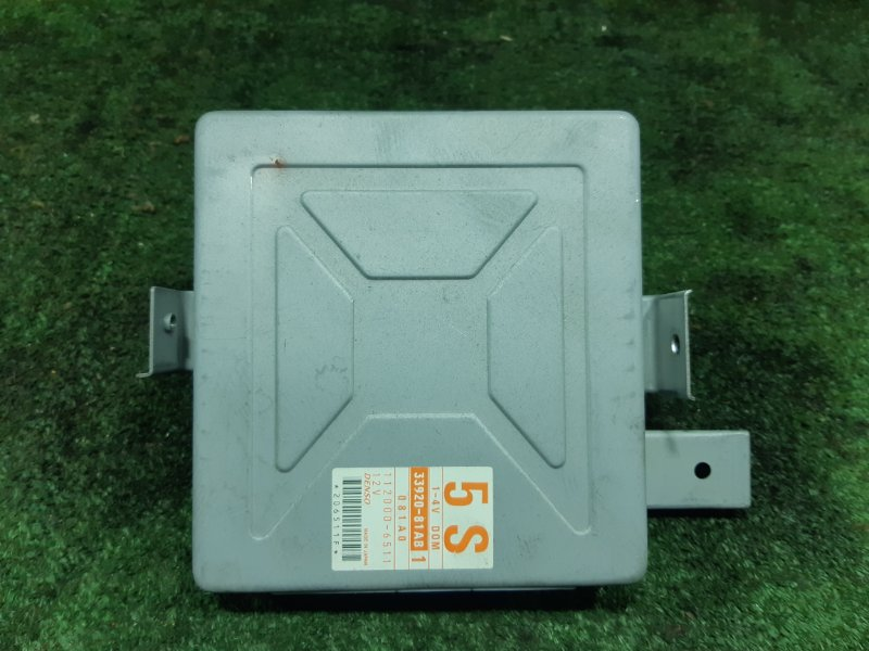 Блок управления efi Suzuki Jimny Wide JB33W G13B 1999 (б/у)